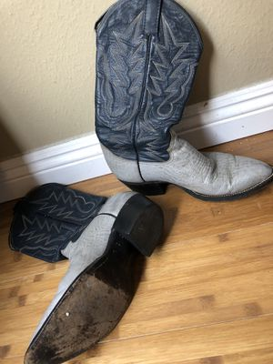 Cowboy boots for Sale in Poway, CA