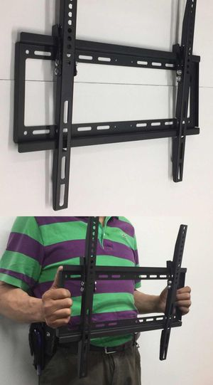 New in box 32 to 50 inches tilt tilting tv television wall mount bracket flat screen for Sale in Whittier, CA