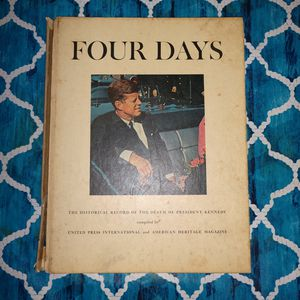 Vintage historical record of the death of President Kennedy for Sale in Miller Place, NY
