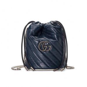 BRAND NEW AUTHENTIC GUCCI GG MINI MARMONT BUCKET BAG for Sale in Detroit, MI