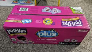 Huggies Pull Ups Training Pants Diapers - 124ct - Size 2T-3T for Sale in Frisco, TX