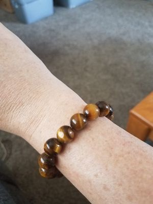 Tigers eye bracelet for Sale in Colorado Springs, CO