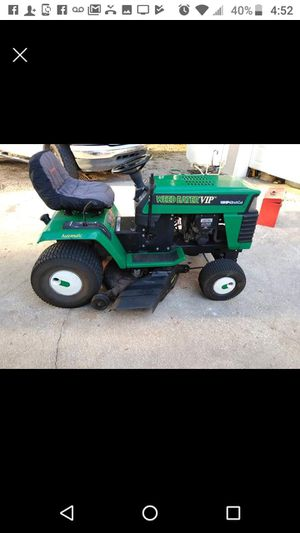 Lawnmower tractor for Sale in Ocoee, FL