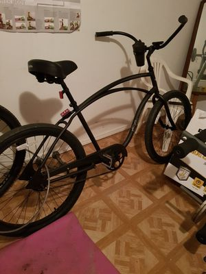 Electra Cruiser Bike Black for Sale in Tampa, FL