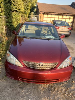 2004 Toyota Camry for Sale in Fontana, CA