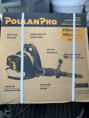 Poulan pro leaf blower for Sale in Antioch, CA