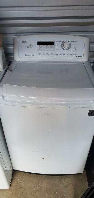 Lg washer and dryer for Sale in Columbus, OH