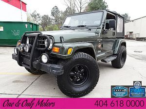 1998 Jeep Wrangler for Sale in Atlanta, GA
