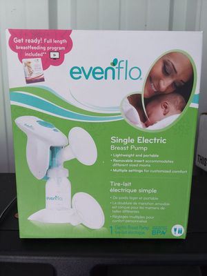 Even Flo breast pump for Sale in Marengo, OH