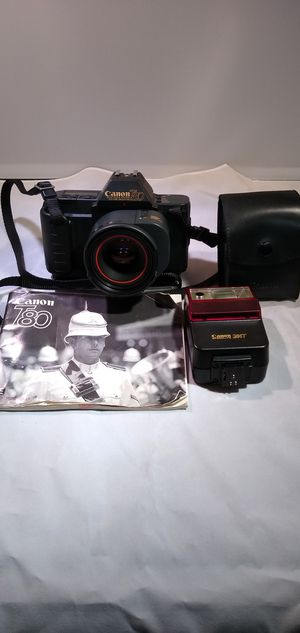 Canon T80 35mm film camera like new for Sale in National City, CA