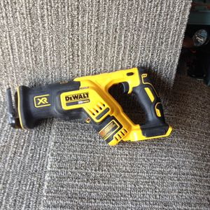 Dewalt 20 V XR brushless saw saw for Sale in Columbus, OH