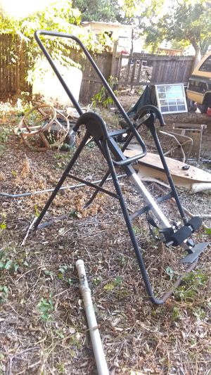 Elliptical back body exercise chiropractic machine for Sale in Dallas, TX