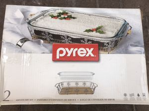 Pyrex glass for food for Sale in Miami Gardens, FL
