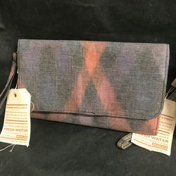 Available!Brand New! Free Trade Artisan Wristlet Bags By Cambodia Ikat Weavers for Sale in Seattle,  WA
