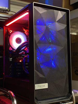 Fractal One Computer Gaming Dekstop for Sale in La Habra Heights, CA