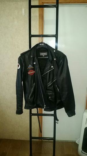 Harley leather jacket for Sale in Helena, MT