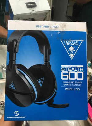 Headset Turtle beach 600 Stealth for Sale in Riverside, CA