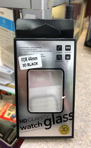 44mm iWatch Apple Watch Screen Protector Glass for Sale in Houston, TX