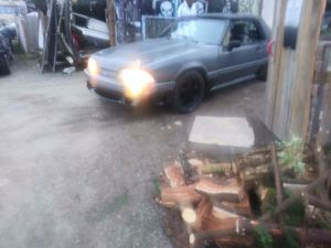 1989 mustang gt 5.0 for Sale in Marysville, WA