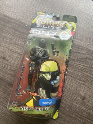 Corps elite action figure for Sale in Roanoke, IN
