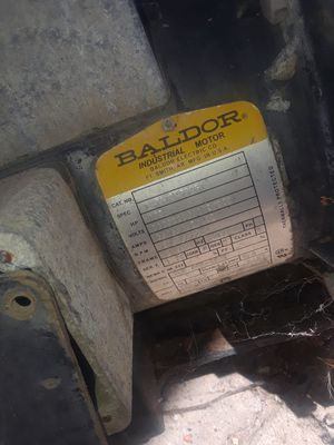 Baldor electric motor for Sale in Modesto, CA