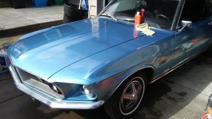 69 Ford Mustang 351 W. Looking to trade for mini excavator. John Deere 35 or like. for Sale in Seattle, WA