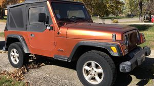JEEP wrangler 2000 for Sale in Middletown, OH