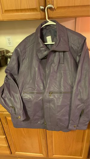 Ladies Leather Jackets for Sale in East Wenatchee, WA