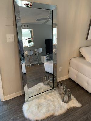 Floor mirror for Sale in Plantation, FL