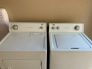 GE electric washer and dryer for Sale in Phoenix, AZ