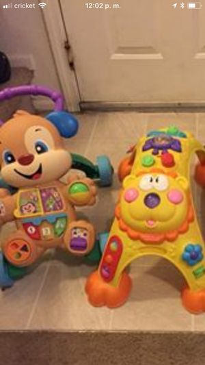 Baby toys ( both for $15) for Sale in Denver, CO