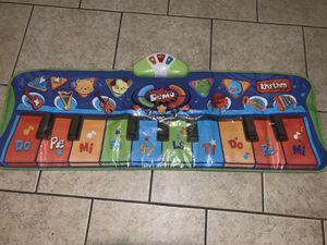 Floor piano toy for Sale in Longwood, FL