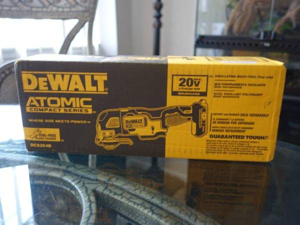 Dewalt 20V Atomic Multi-Tool (Tool Only)