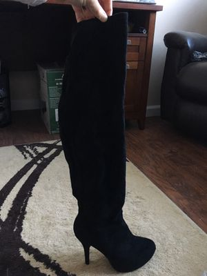 Guess knee high boots size 7 1/2 NEW for Sale in Bellefonte, PA