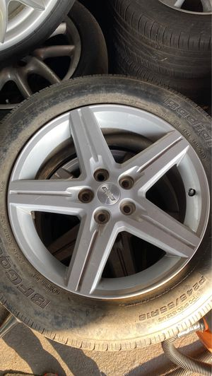 Chevrolet wheels and tires for Sale in Lennox, CA
