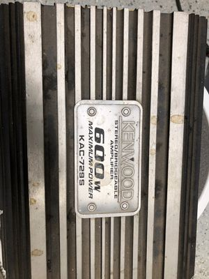 Amplifier for Sale in Joliet, IL