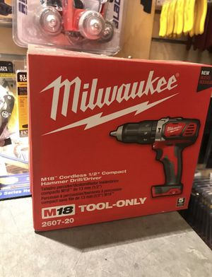 Milwaukee m18 2607-20 for Sale in Los Angeles, CA