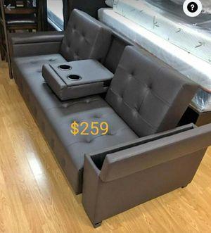 sofa bed sleeper futon adjustable sofa for Sale in Fontana, CA