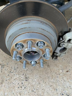 Jeep wheel spacers WK2 Free for Sale in Mooresville, NC