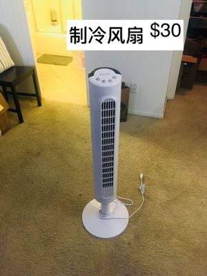 Honeywell comfort control tower fan for Sale in West Los Angeles, CA