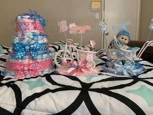 Gender Reveal decorations for Baby Shower for Sale in Norwalk, CA