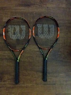 Wilson Burn 25S junior Tennis rackets for Sale in Allen, TX