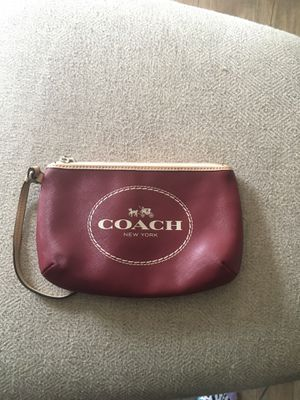 Coach wristlet for Sale in NJ, US