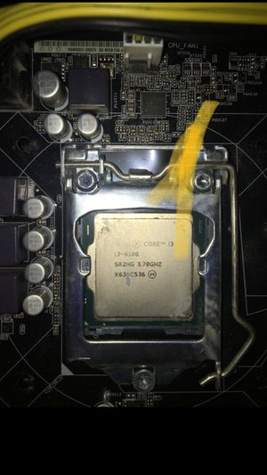 i3 6100 & GTX 1060 for Sale in Chino Hills, CA