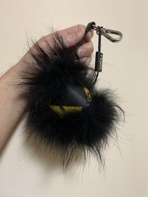 FENDI Black Bag Bugs Bag Charm for Sale in Brooklyn, NY