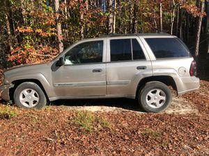 2004 Chevy trailblazer parts for Sale in Garner, NC