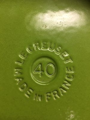 Le Creuset 40 Roster Pan Cast Iron ~ France for Sale in Acampo, CA