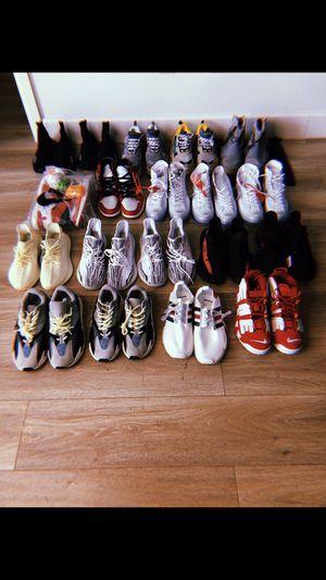 Adidas Yeezy Balenciaga Converse Offwhite Jordan Nike for Sale in Miami, FL