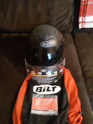 Built streetbike helmet for Sale in Pinon Hills, CA