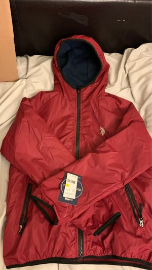 Reversible polo hoodie jacket for Sale in Palo Alto, CA
